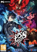 Persona 5 Strikers на pc