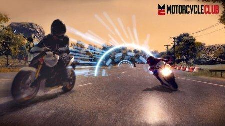 Motorcycle Club (2014)
