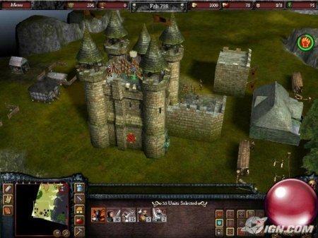 Stronghold Legends (2006)