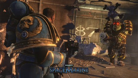 Warhammer 40,000: Space Marine - Collection Edition (2011)