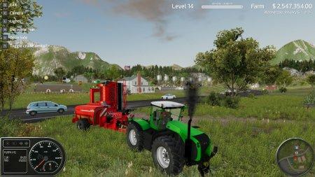 Professional Farmer: American Dream (2017) PC | Лицензия