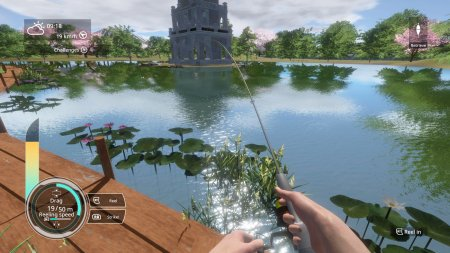 PRO FISHING SIMULATOR [v 1.1] (2018) PC | RePack от xatab