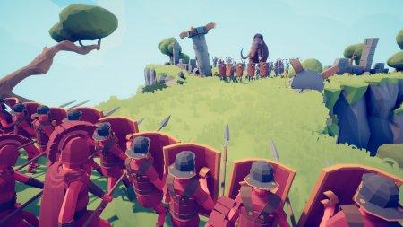 Totally Accurate Battle Simulator / СИМУЛЯТОР БИТВЫ последняя версия