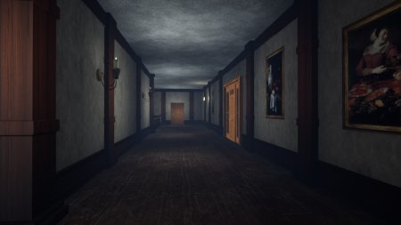 The Cross Horror Game (2019) PC   Лицензия